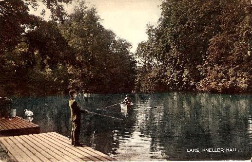 Whitton - Kneller Hall lake