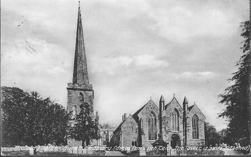 Ledbury Church