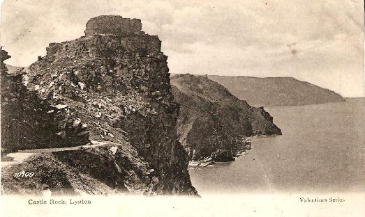 Castle Rock, Lynton