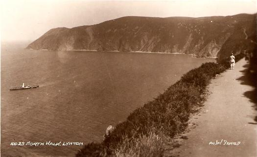 North Walk, Lynton