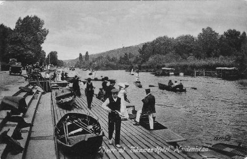 River at Thames Hotel, Maidenhead