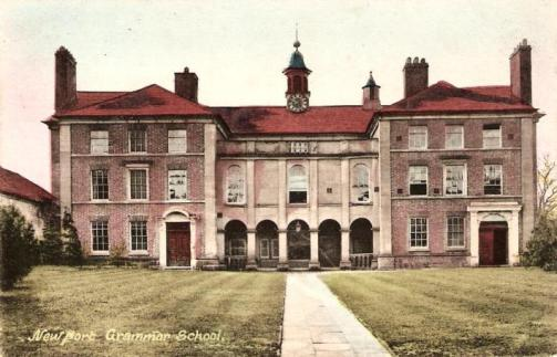 Newport Grammar School, Salop