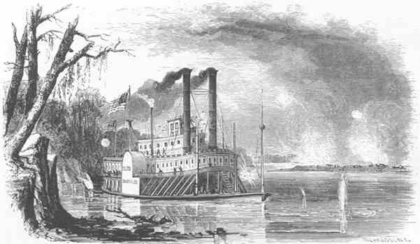 Steamer Henry Von Phul