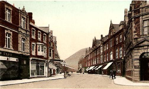 Station Road, Port Talbot