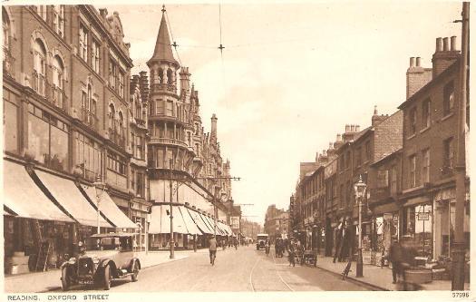 Oxford Street, Reading