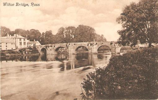 Wilton Bridge, Ross