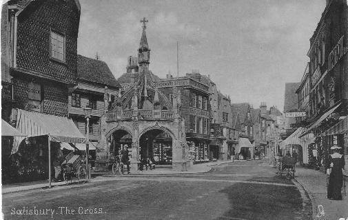 Salisbury Cross