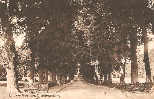 Quarry Avenue, Shrewsbury