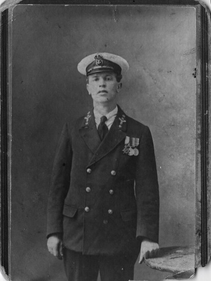 Sidney Price 1921