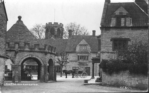 A Bit of Old Somerton