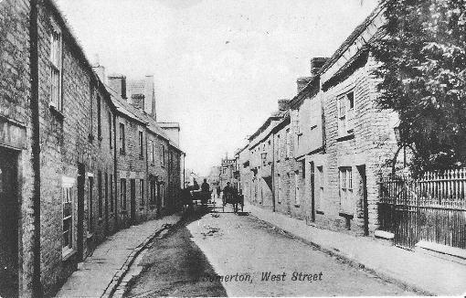 Somerton, West Street
