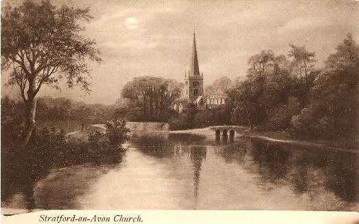 Stratford-on-Avon Church