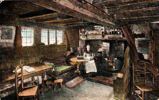 Stratford-on-Avon, Ann Hathaway's Cottage