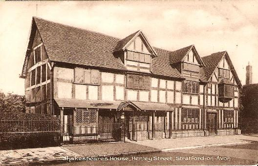 Stratford-on-Avon, Shakespeare's House