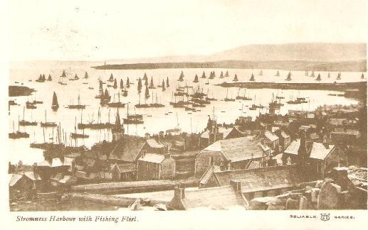 Stromness Harbour 1905