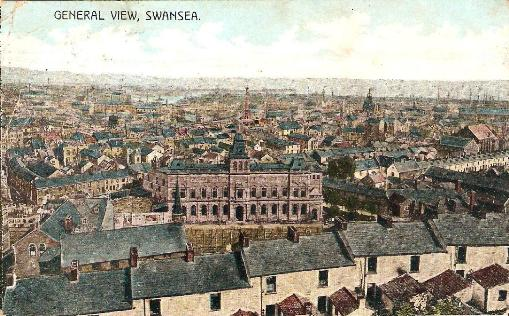 Swansea, 1907