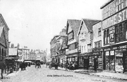 Fore Street, Taunton