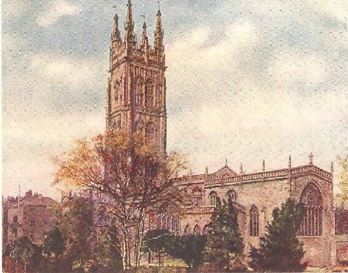 St Mary's Church, Taunton