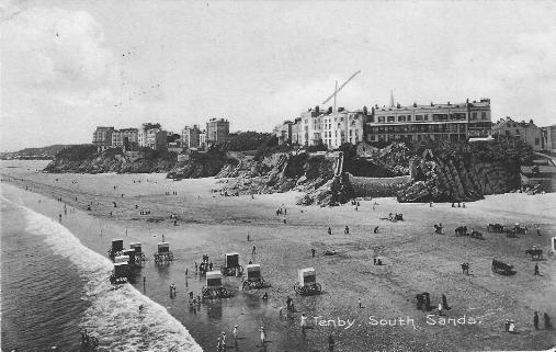 Tenby, 1909