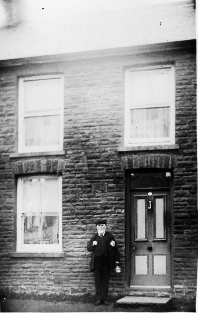 Thomas Jones at Neuadd Terrace