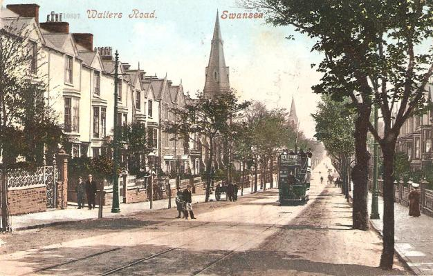 Walters Road, Swansea