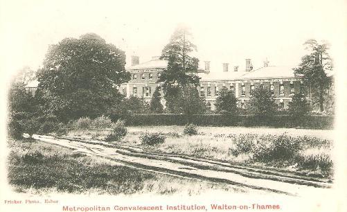 Metropolitan Convalescent Institution, Walton