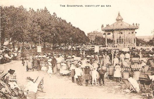 Bandstand, Westcliff-on-Sea