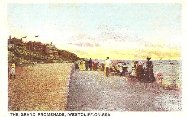Grand Promenade, Westcliff-on-Sea