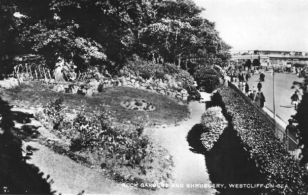 The Rock Gardens, Westcliff-on-Sea