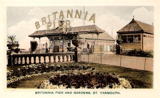 Britannia Pier, Great Yarmouth
