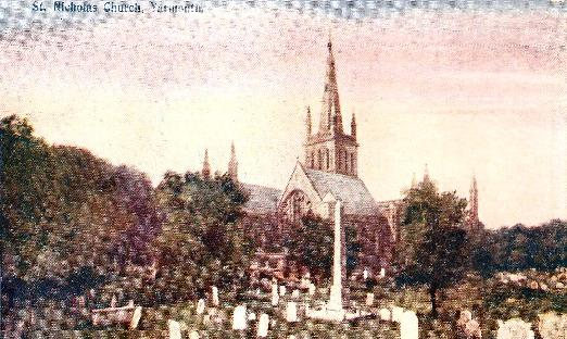 St. Nicholas Church, Great Yarmouth