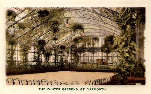 Winter Gardens, Great Yarmouth